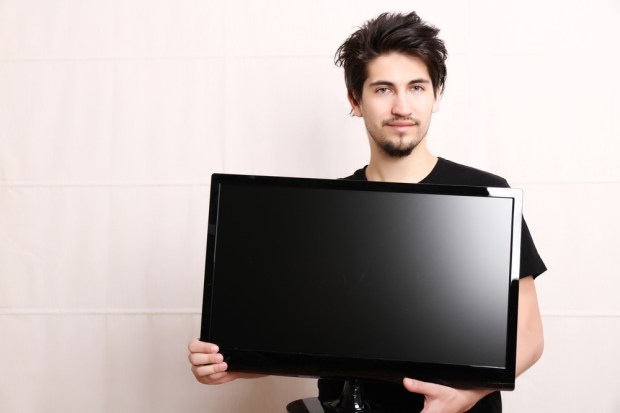 Don't buy the first HDTV you see.