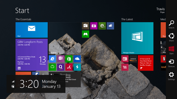 how do you change your password on windows 8
