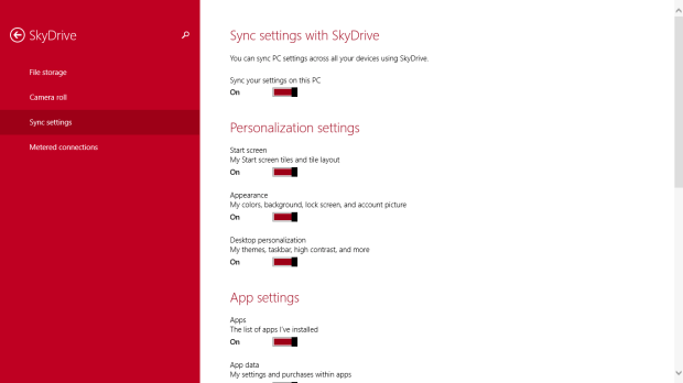 How to Turn Off SkyDrive Syncing in Windows 8 (6)