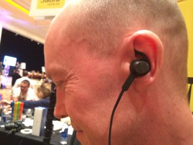 The Jabra ROX is an impressive Bluetooth headset.