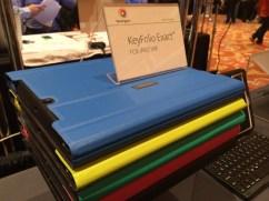 Kensington KeyFolio Exact iPad Air Keyboard Case - 4