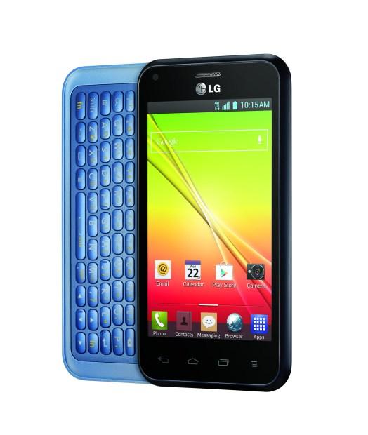 LG Optimus F3Q (hero)