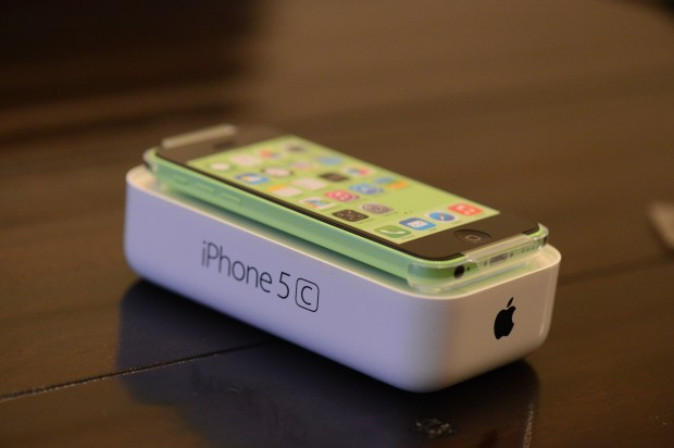 A refurbished iPhone 5c is $75 less than a new one at AT&T.