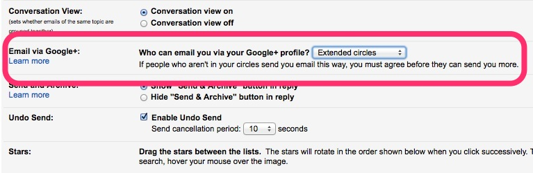 how to change your google email