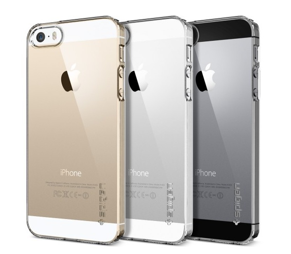 The Ultra Thin Air iPhone 5 case lets users show off the iPhone, and protect it.