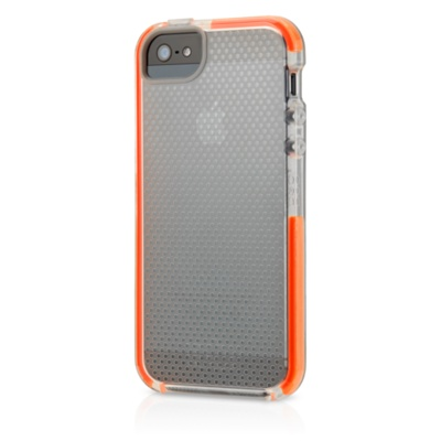 The Tech21 case is minimal, but offers great protection.