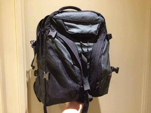 Here's my CES 2014 bag and gear.