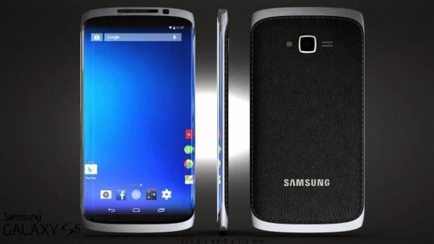 Galaxy S5 concept.