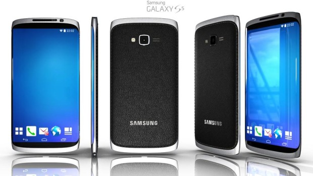 Samsung Galaxy S5 Based on Patents