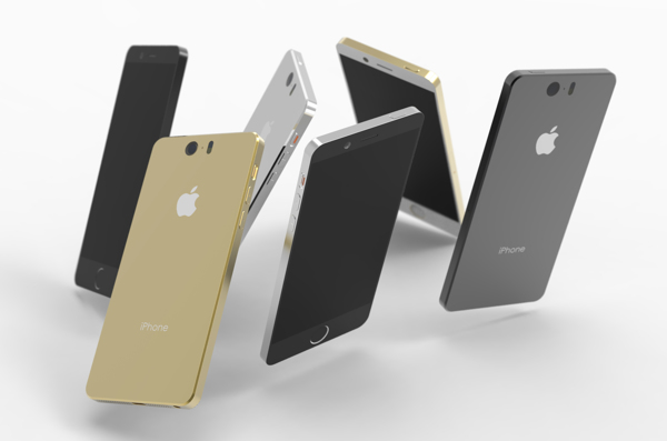 This new iPhone 6 concept shows a thinner iPhone with a bigger screen.