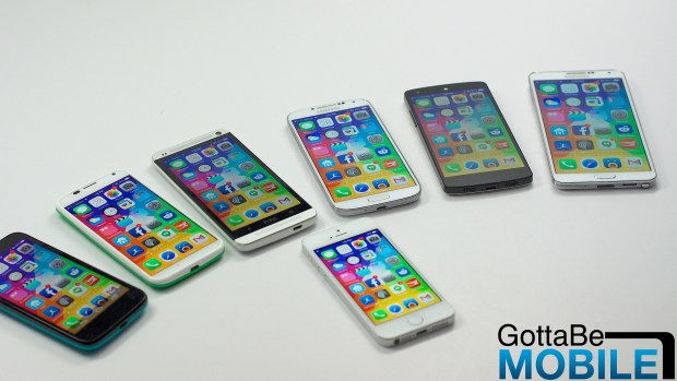 A larger screen iPhone 6 is one of the most repeated rumors of 2013 and 2014.