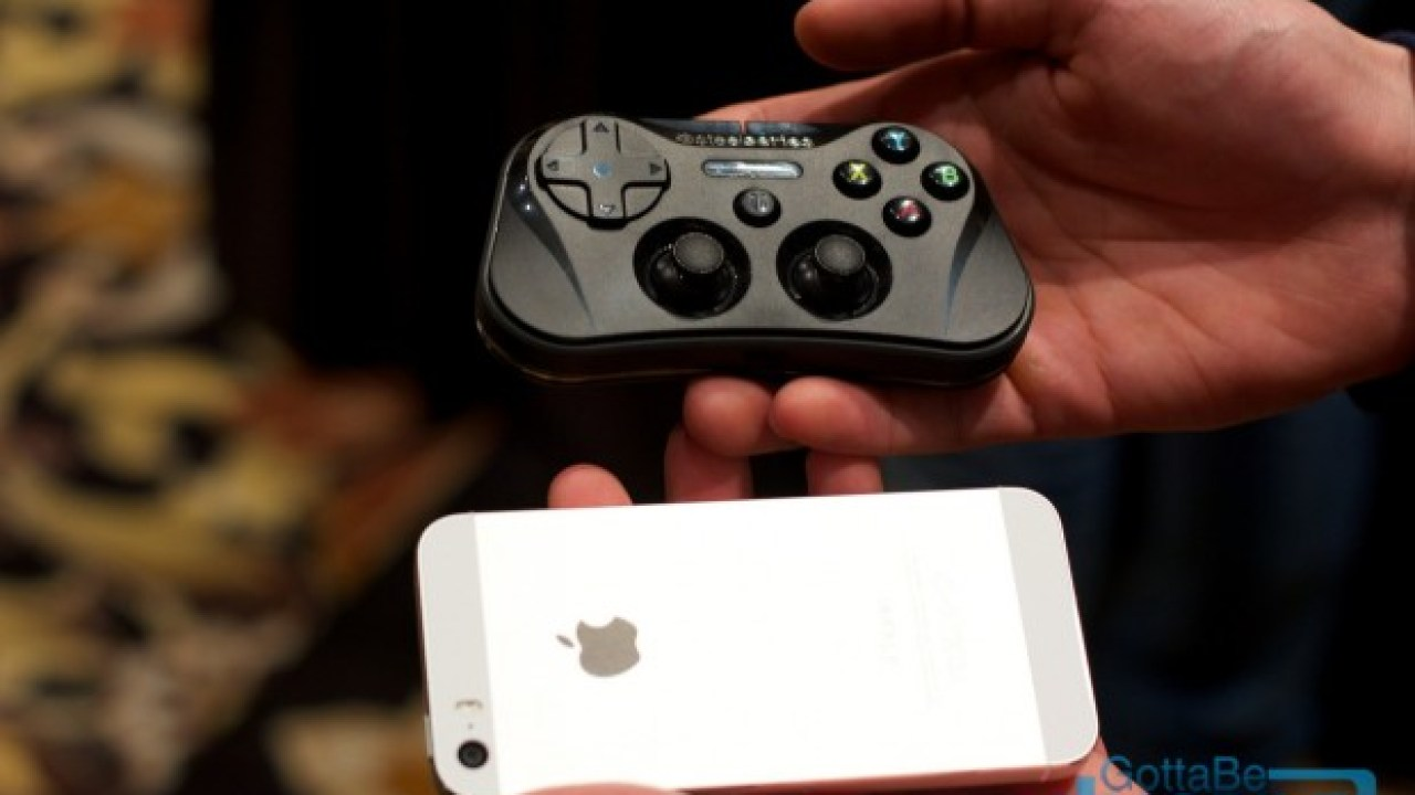 iOS 7 Game Controllers Are Crappy Because of Apple's Strict
