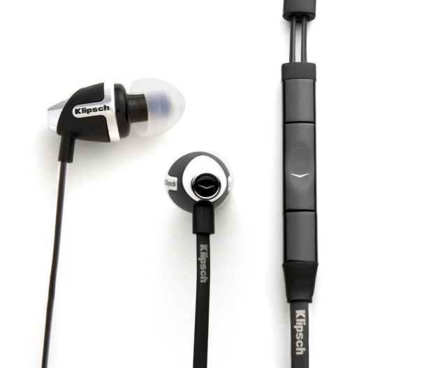 Klipsch Image S4A In-ear Headphones for Android