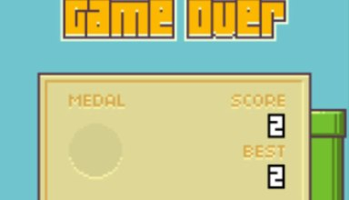 It's Game Over for Flappy Bird in less than 24 Hours.
