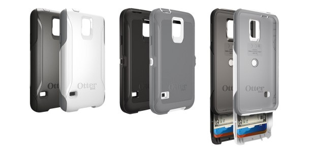 The new Galaxy S5 OtterBox cases are coming with several Galaxy S5 case options.