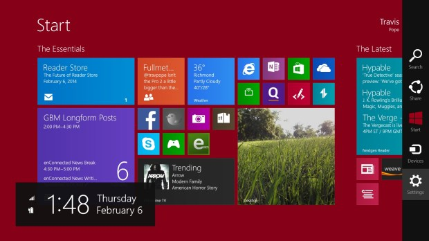 How to Check App Sizes in Windows 8 (2)
