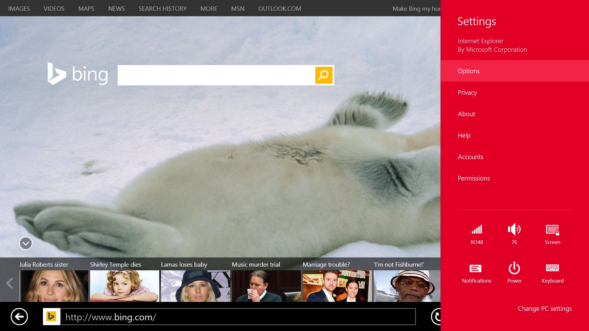 How To Keep The Address Bar On Screen In Internet Explorer On Windows 8 (5 Delete  Search History