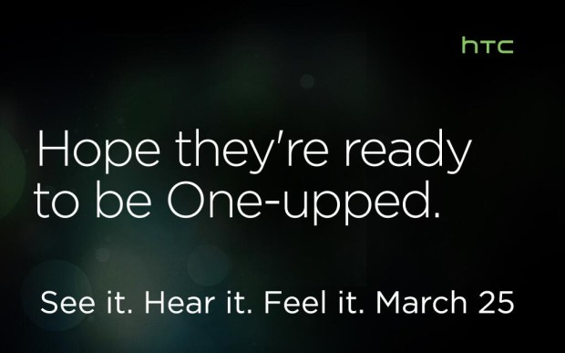 HTC boasts the All new HTC One will one up the Galaxy S5.