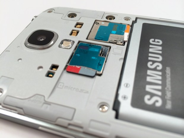 Expect more storage on the Galaxy S5 off the bat.