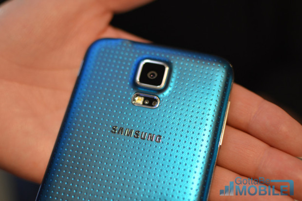 The Samsung Galaxy S5 price is in line with the Galaxy S4 and iPhone 5s.