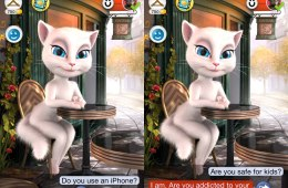 The Talking Angela App hoax about a pedophile ring and a danger to kids pushed the app to the top 10.