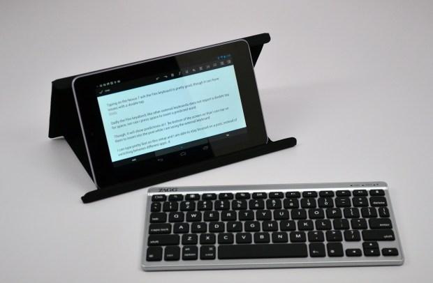 Zagg Nexus 7 Keybaord