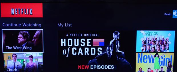 house of cards on xbox one