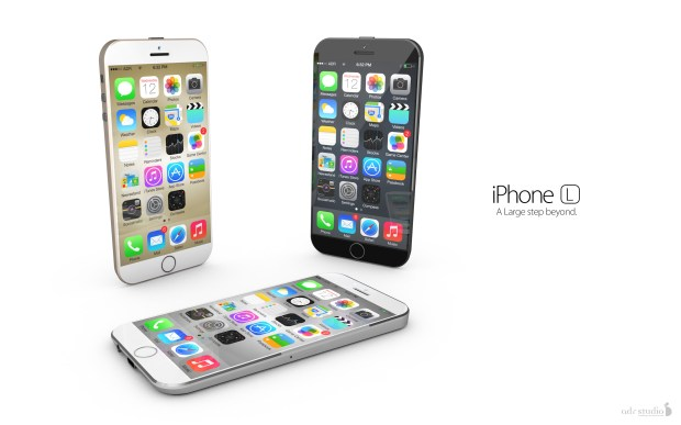 A new iPhone 6 concept shows a new look for a new iPhone.