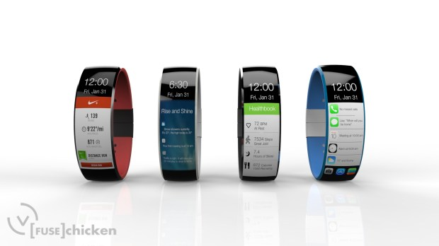 This iWatch concept shows what an Apple wearable could do when paired with iOS 8.