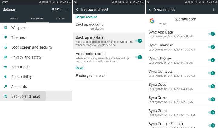 How to Backup Android in 5 Easy Steps