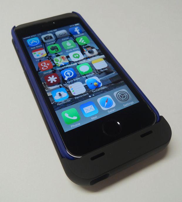 TYLT ENERGI Sliding Power Case for iPhone
