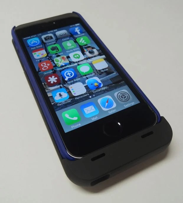 TYLT ENERGI Sliding Power Case for iPhone
