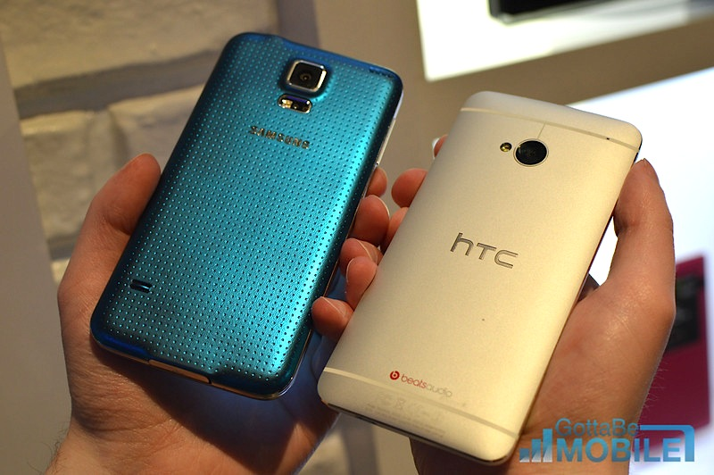 6 Ways the Galaxy S5 Will Beat the New HTC One