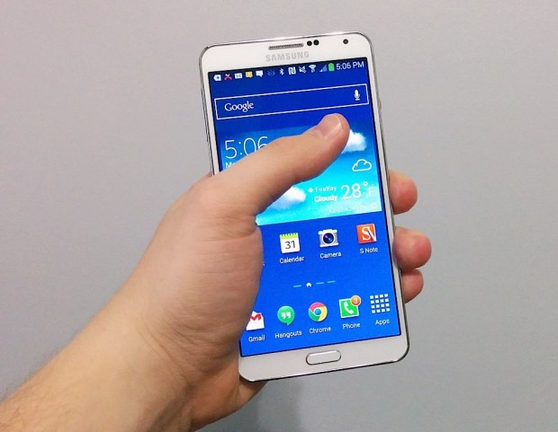 The Galaxy Note 3 Android 4.4 release continues in the U.S.