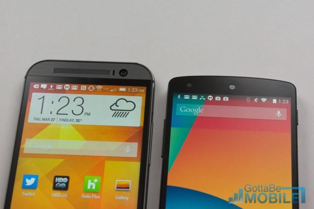 New HTC One M8 vs - Nexus511-X3