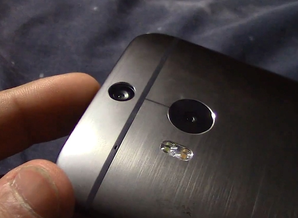 New HTC One vs HTC One Video Shows Design & Features