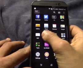 New HTC One Video - 2