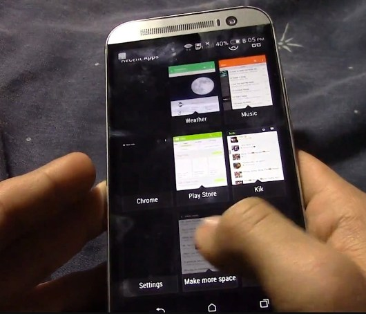 New HTC One Video - 8