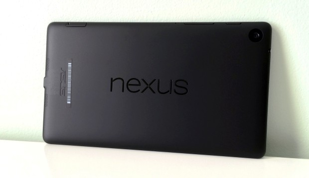 The Nexus 7 LTE battery life is good, though lower than the claimed 9 hours in our testing.