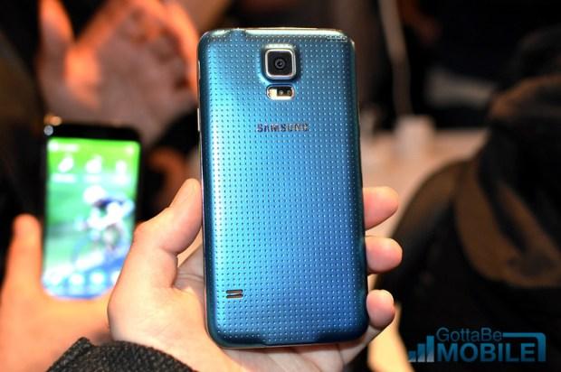 Samsung Galaxy S5 Release - Pre-Orders U.S.