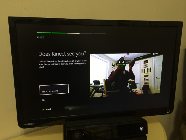 Set up the Kinect to fix this common Xbox One problem.