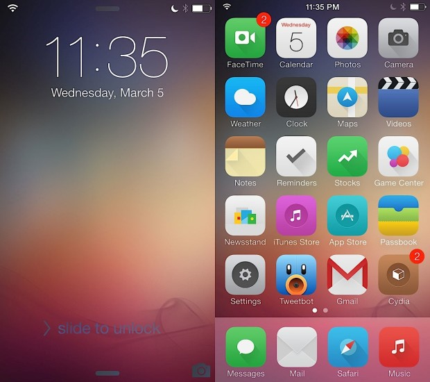 how to get free apps with cydia ios 7