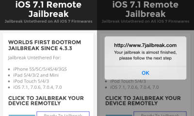 This iOS 7.1 jailbreak is not the real deal.