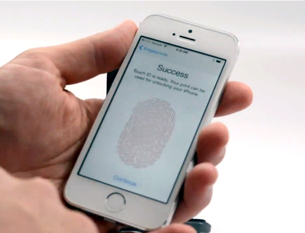 The iOS 7.1 iPhone 5s update fixes Touch ID.