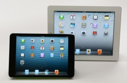 iPad 4 vs iPad mini Retina