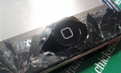 iPhone damage