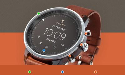 Smartwatch concept