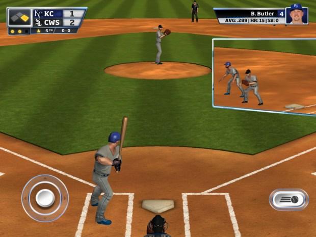RBI Baseball 14 for iPad