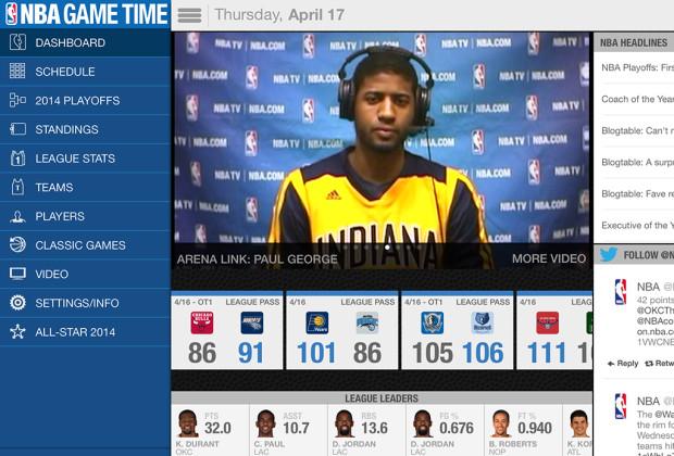 nbaonlinestreams.com - National Basketball Association