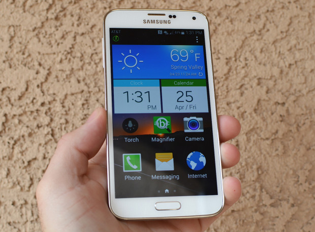 How to Enable Easy Mode on the Samsung Galaxy S5